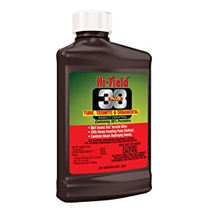 Voluntary Purchasing Group 31330 Hi Yield 8 Plus Turf Termite and Ornamental Insect Control, 8-Ounce