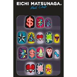 ウイングビート EICHI MATSUNAGA ネイルチップ Nー003