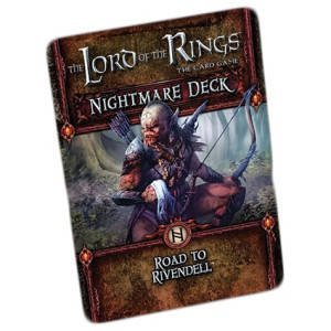 Lord of the Rings: Road to Rivendell Nightmare Deck