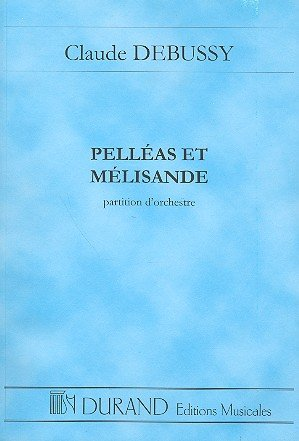 Pelleas Et Melisande Poche