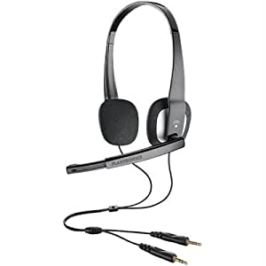 Pc Headset Binaural for Computer Use