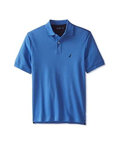 Nautica Men's Jersey Polo