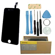 iPartshop LCD Touch Screen Digitizer Assembly Replacement for iPhone 6 (AT&T/ Verizon/ Sprint) 4.7…