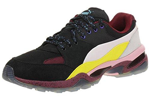Puma McQ Tech Runner LO Black by Alexander McQueen Mens Sneaker , pointure:eur 45