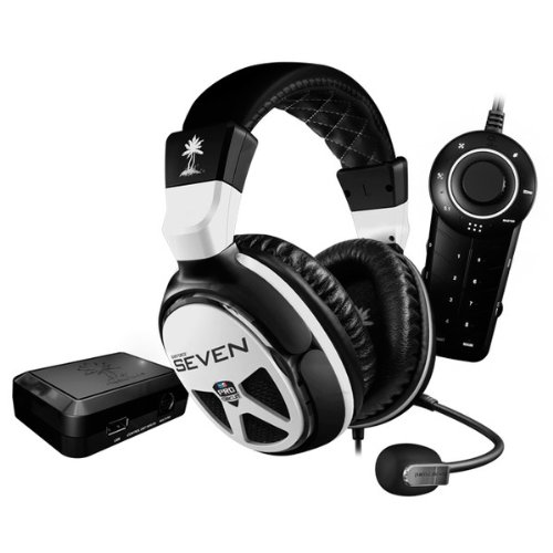 Turtle Beach Ear Force Xp Seven Mlg Pro Circuit Programmable Surround Sound Console Headset