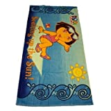Official Dora The Explorer 100% cotton beach towel (75 x 140 cm)