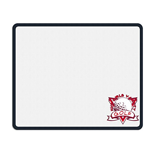 LEE75S NHS Girls Varsity Golf Team Non-slippery Rubber Base Large Size MouseMats