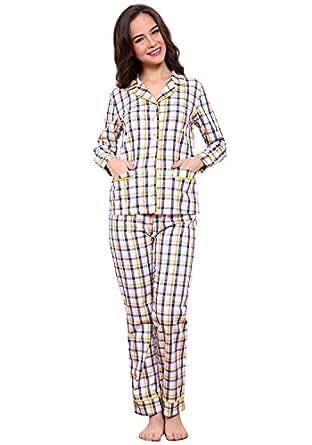 Unique Karen Neuburger Womens Take Note KnCool Long Pajama Pant