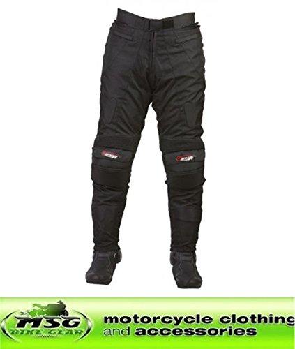 Spada Mito Pantalon de moto imperméable Noir