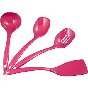Calypso Basics by Reston Lloyd Melamine Utensil Set
