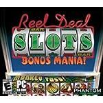 Reel Deal Slots Bonus Mania