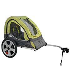 InStep Sync Review – Carry Your Child With This Single Bicycle Trailer