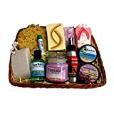 Complete Aromatherapy Relax & Pamper Basket