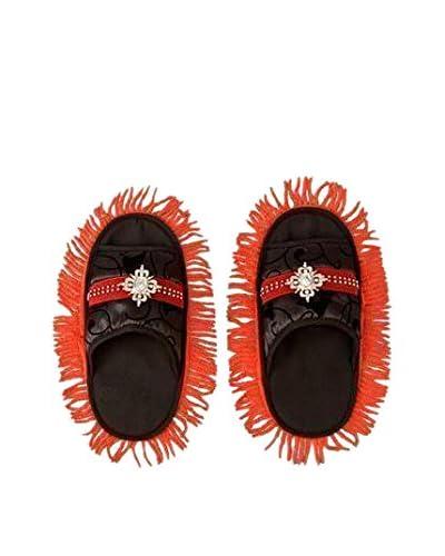 VIGAR Set de Limpieza Lulu Glamour Negro / Rojo