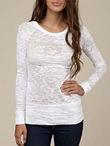 Burnout Long-Sleeve Raglan