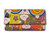 ShopMantra doodles Multicolor Ladies Wallet LW00000217