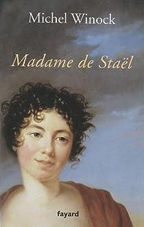 Madame de Staël par Winock