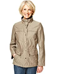 Classic Collection Metallic Lightweight Jacket with Stormwear™
