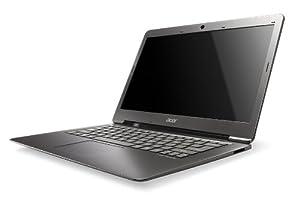 Acer Ultrabook S3-951-2464G34ISS - Ordenador portátil 13.3 pulgadas (Core i5 2457M, 4 GB de RAM, 1.6 GHz, 340 GB, Windows 7 Edition Home Premium) - Teclado QWERTY español