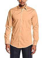 Venti Camisa Hombre (Naranja Claro)