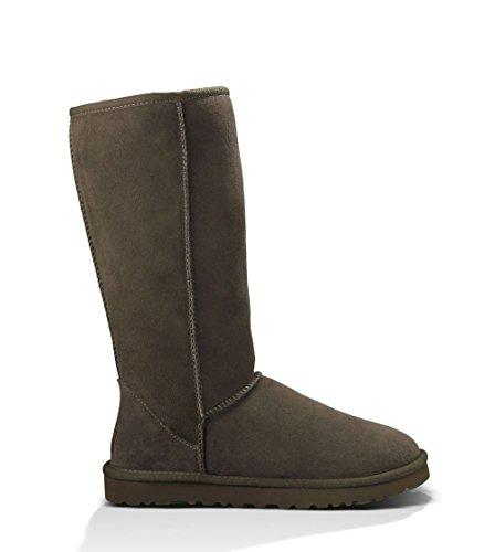 UGG Australia Women's Classic Tall Boots 7 m (US), Chocolate