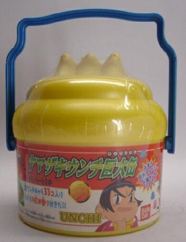 学級王ヤマザキ ヤマザキウンチ巨大缶(黄)