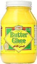 Ziyad Pure Desi Ghee Clarified Butter 32 Ounce