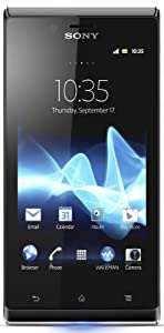 Sony Xperia J ST26a Unlocked Android Phone--U.S. Warranty