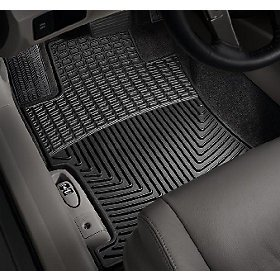 WeatherTech Trim to Fit Front Rubber Mats for Select Honda Accord Models (Black) (Weather Tech 2012 Honda Accord compare prices)