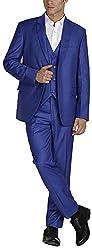 Fusion Men's Three Piece Suit
