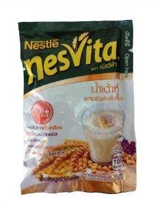 Nesvita Soymilk With Wholegrain Instant Breakfast Drink 300G. (25G.X12 Sachets /Pack)