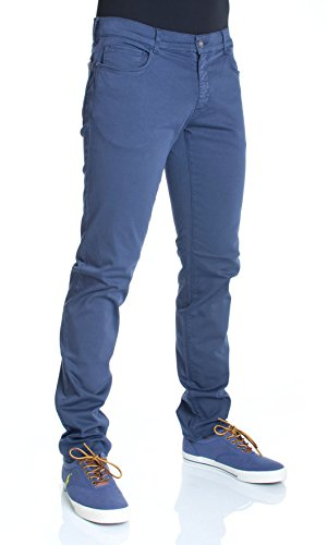 Trussardi Jeans - Jeans TRUSSARDI JEANS Uomo Pantalone mod.370 Close Fit Col.Blu 525707, Taglia - 40/54