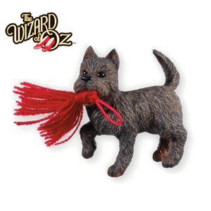 AmazonSmile - Run Toto Run Wizard of Oz Limited Edition 2010 Hallmark Ornament - Decorative Hanging Ornaments