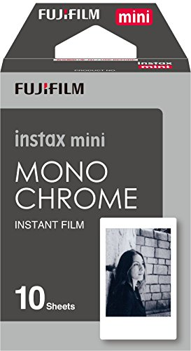 Instax Mini Monochrome Film - 10 Shot Pack
