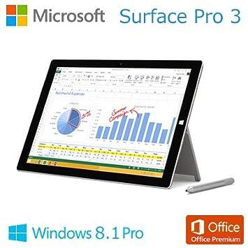 Microsoft Surface Pro 3 128GB MQ2-00017