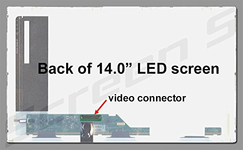 Sony PCG-61A11U New Screen Replacement with Untied RETURN, 2 YEAR WARRANTY & SAME DAME SHIPPING LCD Stretch Matte WXGA 1366x768 HD Laptop LED