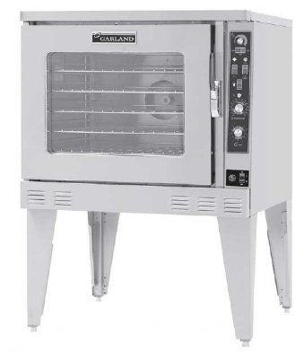 Garland Mp-Gs-20-D Double Full-Size Gas Convection Oven, Ng, Each