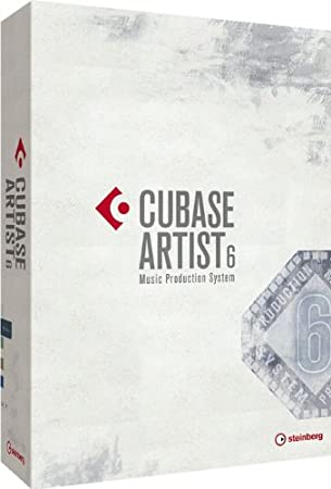 Steinberg Cubase Artist 6 Retail Multitrack Recording Software