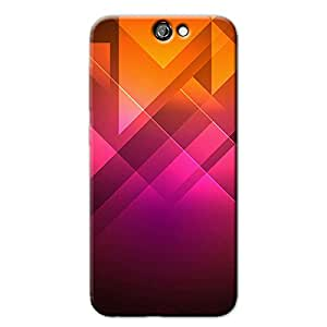COLORFUL LANDSCAPE BACK COVER FOR HTC ONE A9
