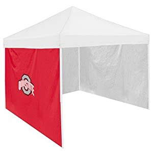 Ohio State Buckeyes Pinwheel Miniature Tent - NCAA College Athletics by Logo Chairs