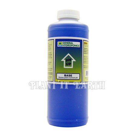 General Hydroponics Ph Control - Base Up 1Gal.