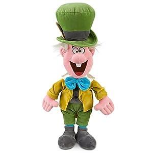 Amazon.com: Disney Mad Hatter Plush -- 18'': Toys & Games