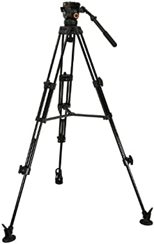 E-Image Fluid Drag Video Head and Tripod