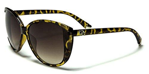 Romance Butterfly Shaped Frame Womens Designer Sunglasses