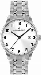 Alpha Saphir Damen-Uhren Quarz  Analog 314H