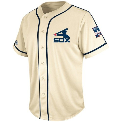 Chicago White Sox Carlton Fisk Cooperstown Tradition Jersey - Medium Amazon.com