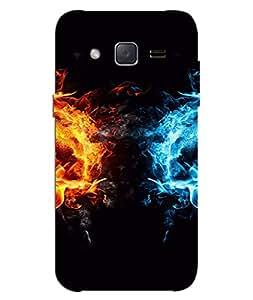 FurnishFantasy Designer Back Case Cover for Samsung Galaxy J2