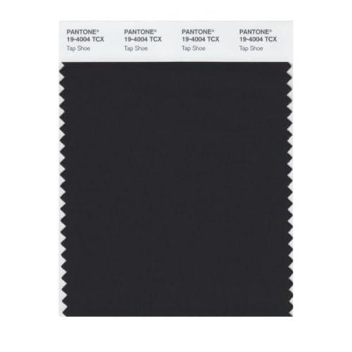 Amazon.com: Pantone 19-4004 TCX Smart Color Swatch Card, Tap Shoe