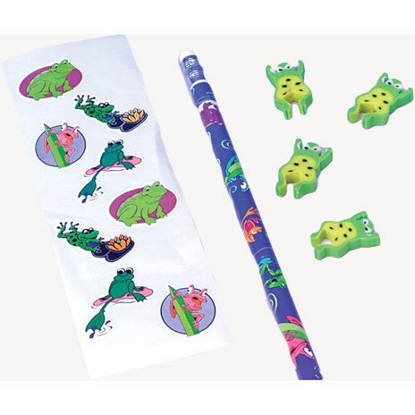 Frog Stationery Sets