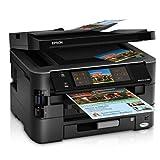 New Epson America Workforce 840 Inkjet Multifunction Printer 15ppm Mono/9.3 ....